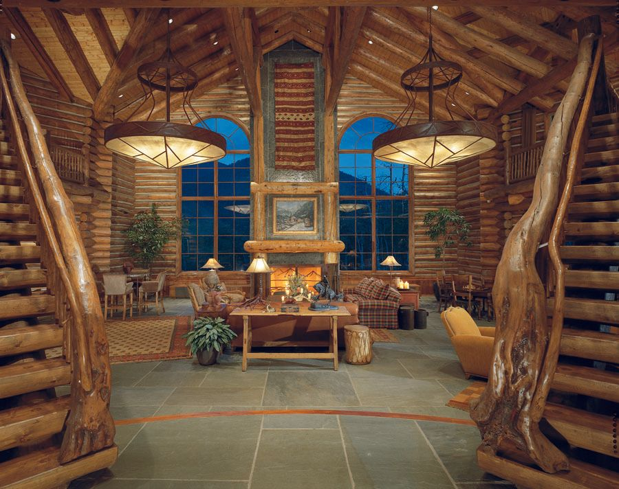 Great Room Aspen Mansions For Sale