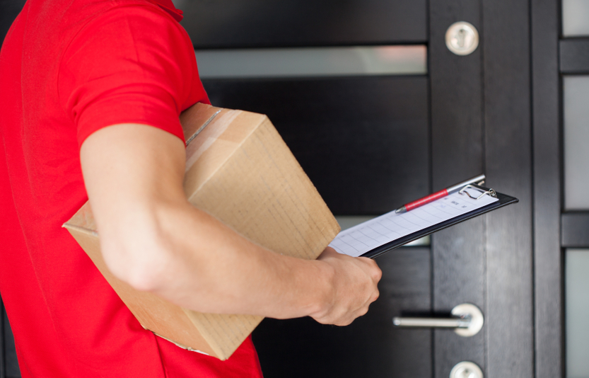 Home and Mail Delivery
