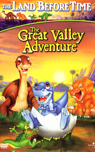 Episode 39 - The Land Before Time II: The Great Valley Adventure