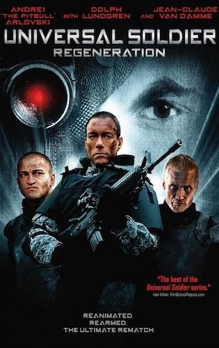 Episode 13 - Universal Soldier: Regeneration