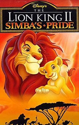 Episode 4 - The Lion King II: Simba's Pride