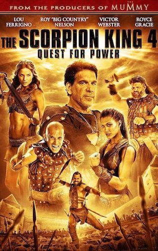Episode 33 - The Scorpion King 4: Quest for Power
