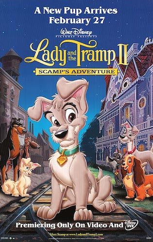 Episode 29 - Lady and the Tramp II: Scamp's Adventure