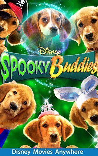 Episode 28 - Spooky Buddies