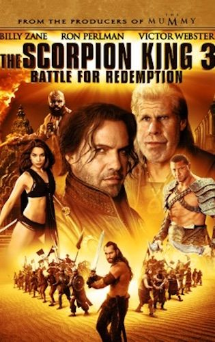 Episode 5 - The Scorpion King 3: Battle for Redemption