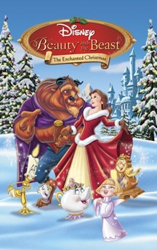 Episode 32 - Beauty and the Beast: The Enchanted Christmas
