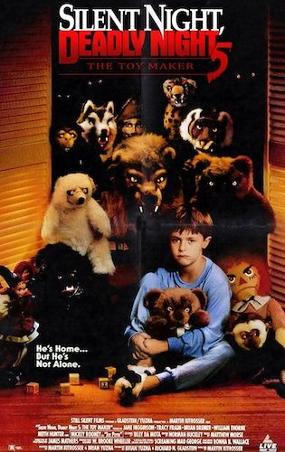 Episode 44 - Silent Night, Deadly Night 5: The Toy Maker