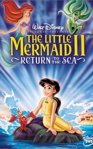 Episode 12 - The Little Mermaid II: Return to the Sea