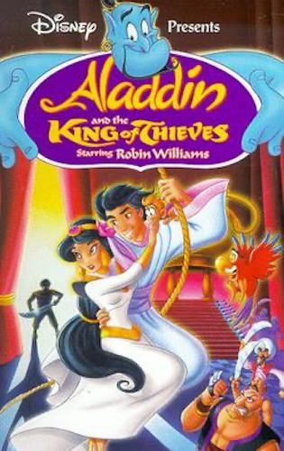 Episode 38 - Aladdin and the King of Thieves