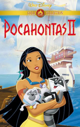 Episode 23  - Pocahontas II: Journey to a New World