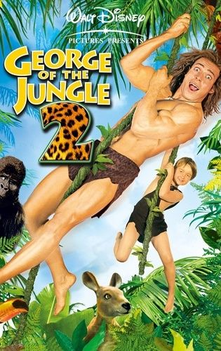 Episode 6 - George of the Jungle 2