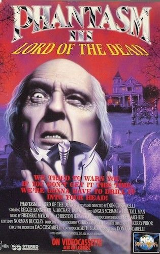 Episode 40 - Phantasm III: Lord of the Dead