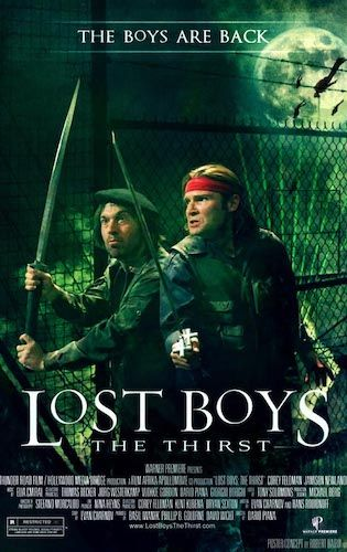 Episode 15 - Lost Boys: The Thirst