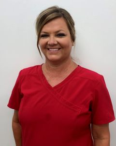 Amy McClain- Front end clerk/ Registered Pharmacy Technician