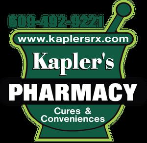Visit our sister store Kapler's Pharmacy on LBI
