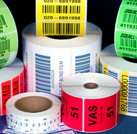 Variable Image & Barcode Labels