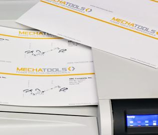 Ink Jet & Laser Labels