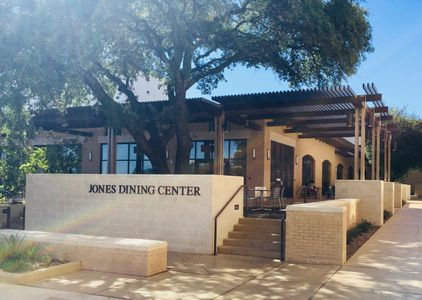Texas State University Jones Dining Center