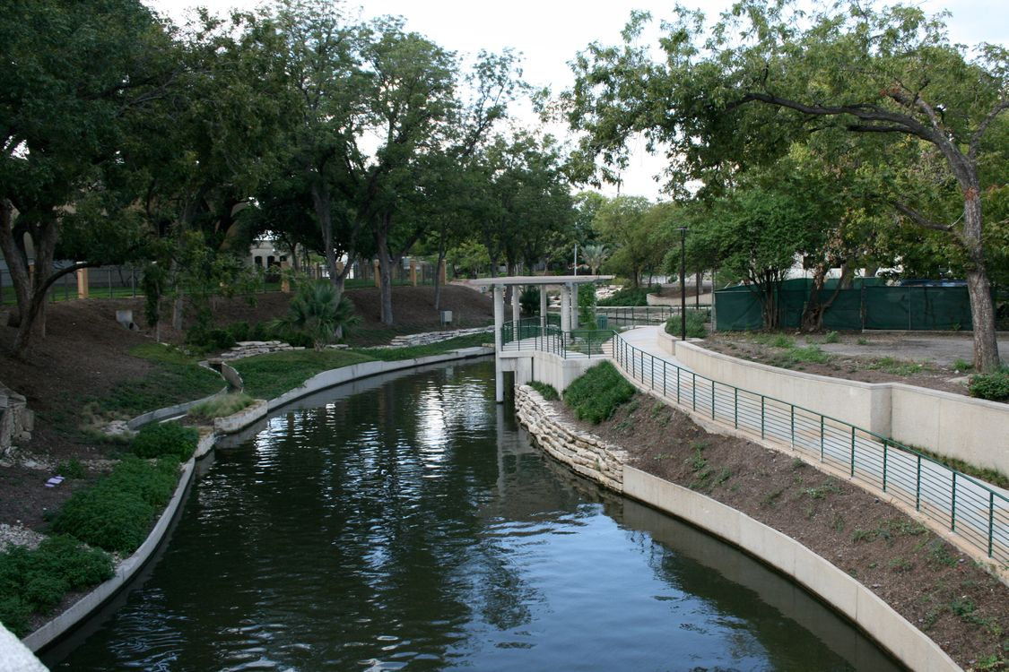 San Antonio Riverwalk Extension