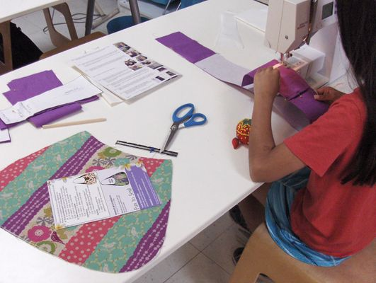Saturday Sewing Camps