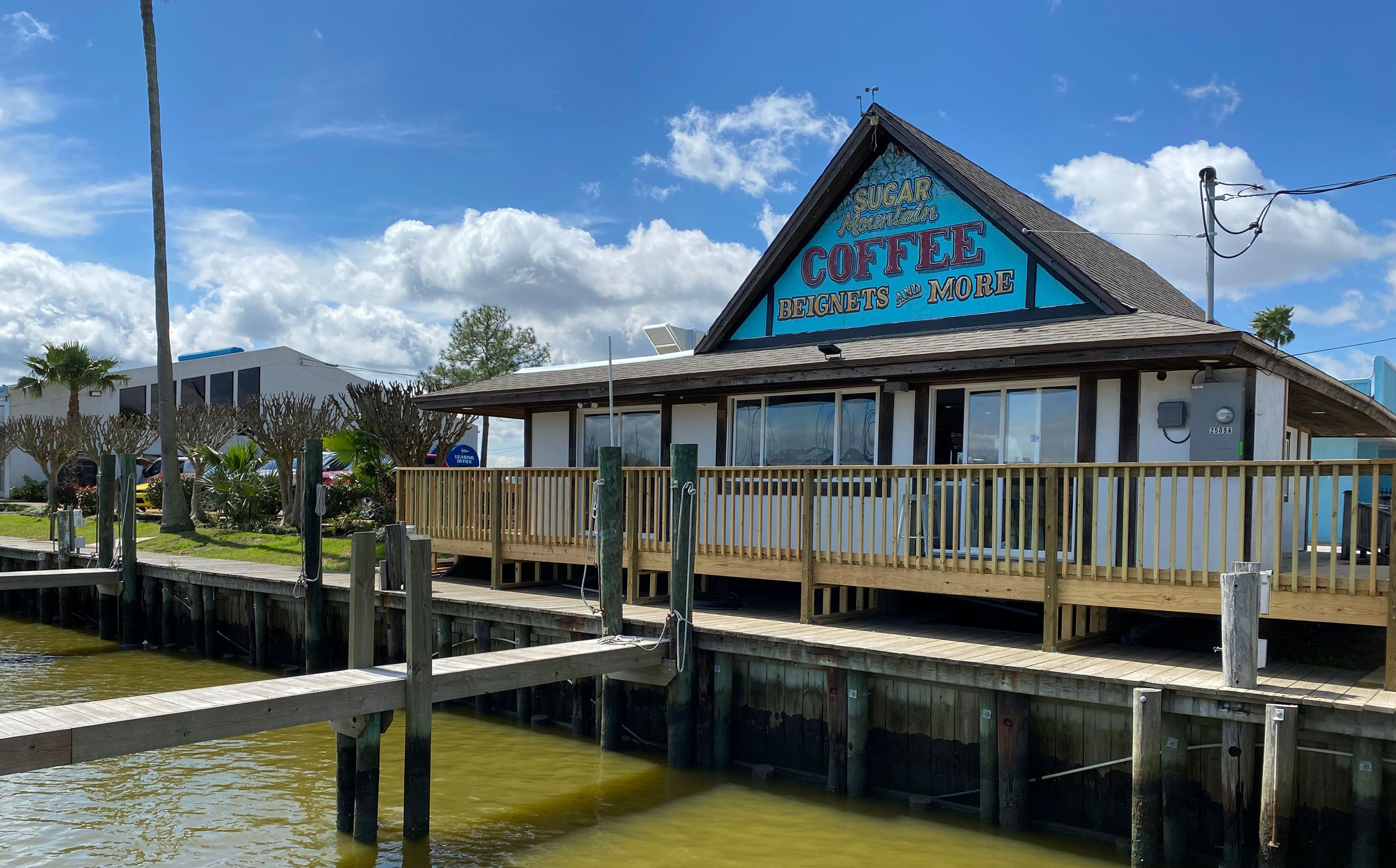 Sugar Mountain, a Seabrook Coffee Shop