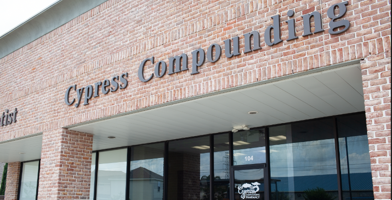 Cypress Compounding Pharmacy - Cypress Compounding Pharmacy