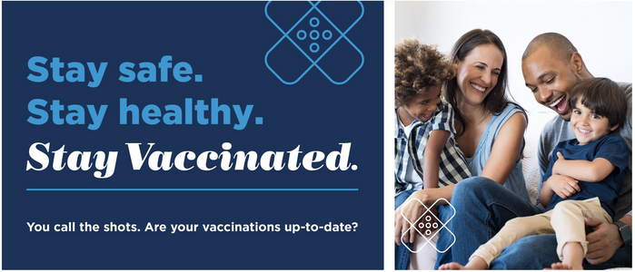 Stay Vaccinated
