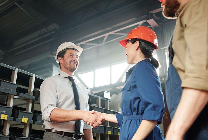 handshaking-with-factory-engineer-PY2VJTD.jpg