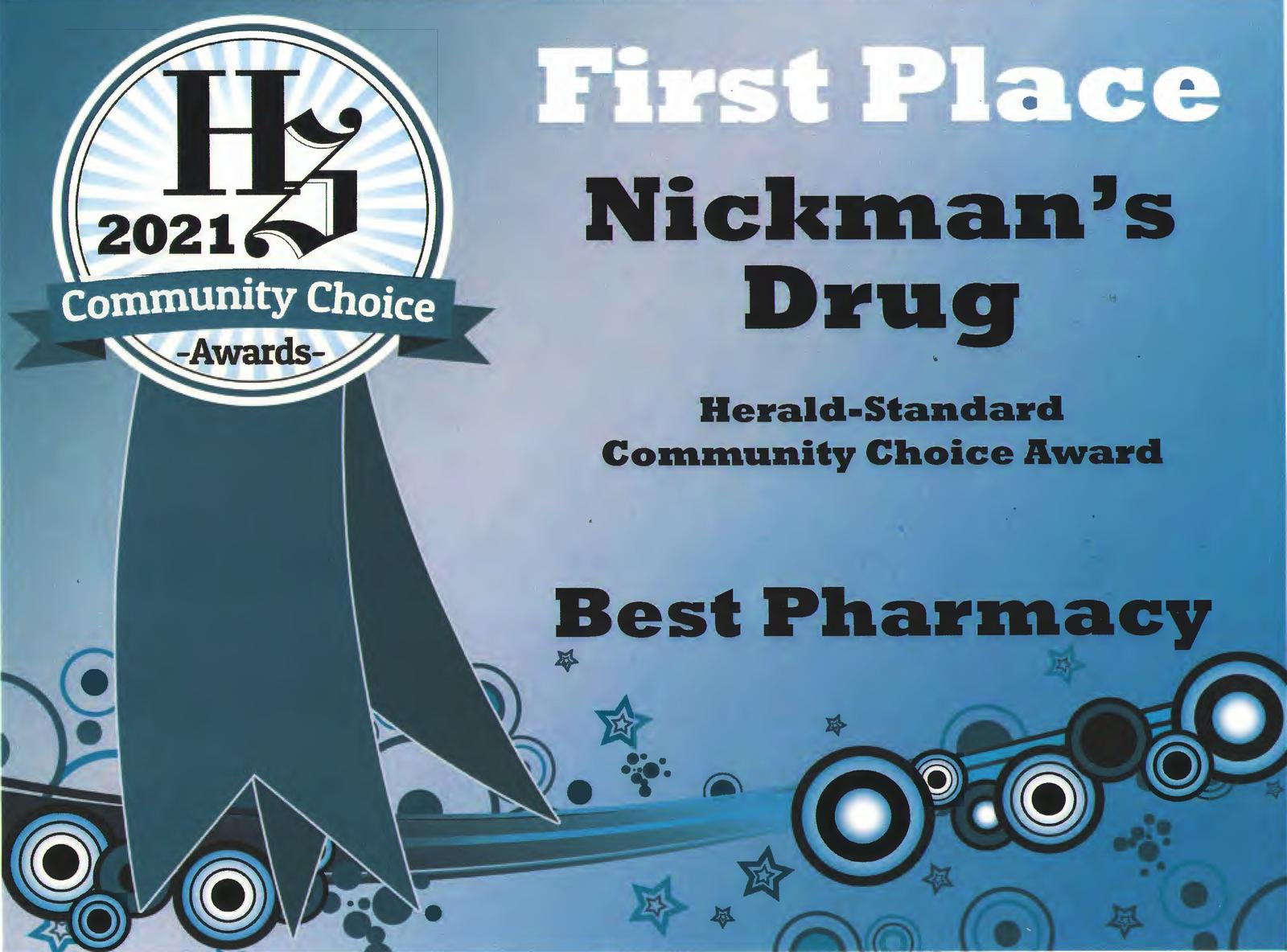 NICKMANS_2021 COMMUNITY CHOICE AWARD_BEST PHARMACY-2.png