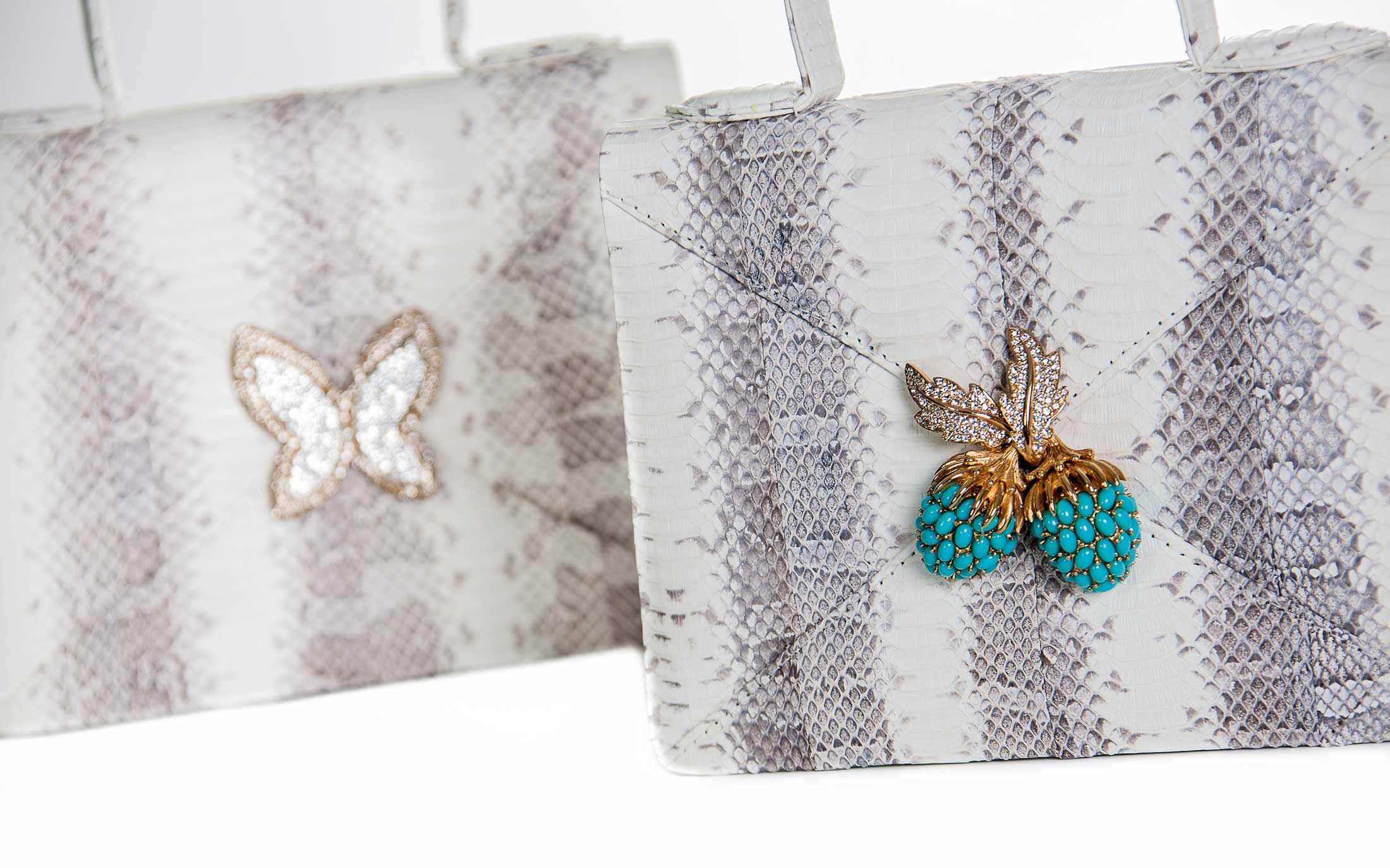 Ethically Sourced Exotic Purses