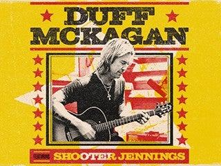 Duff McKagan featuring Shooter Jennings