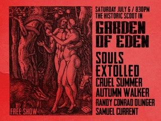 FREE EVENT: Garden of Eden