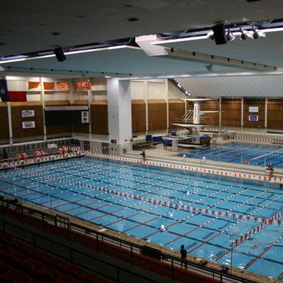 University Of Texas Swim Center