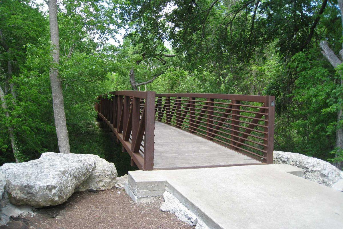 Old Settlers Park Bridges