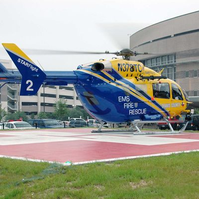 St David's Helipad