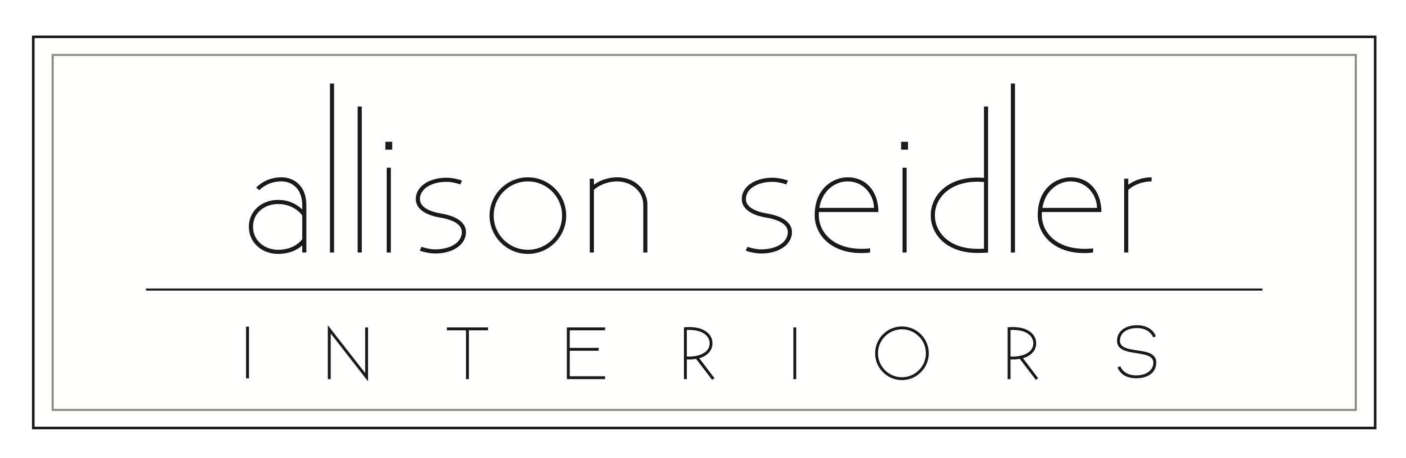 Allison Seidler Interiors