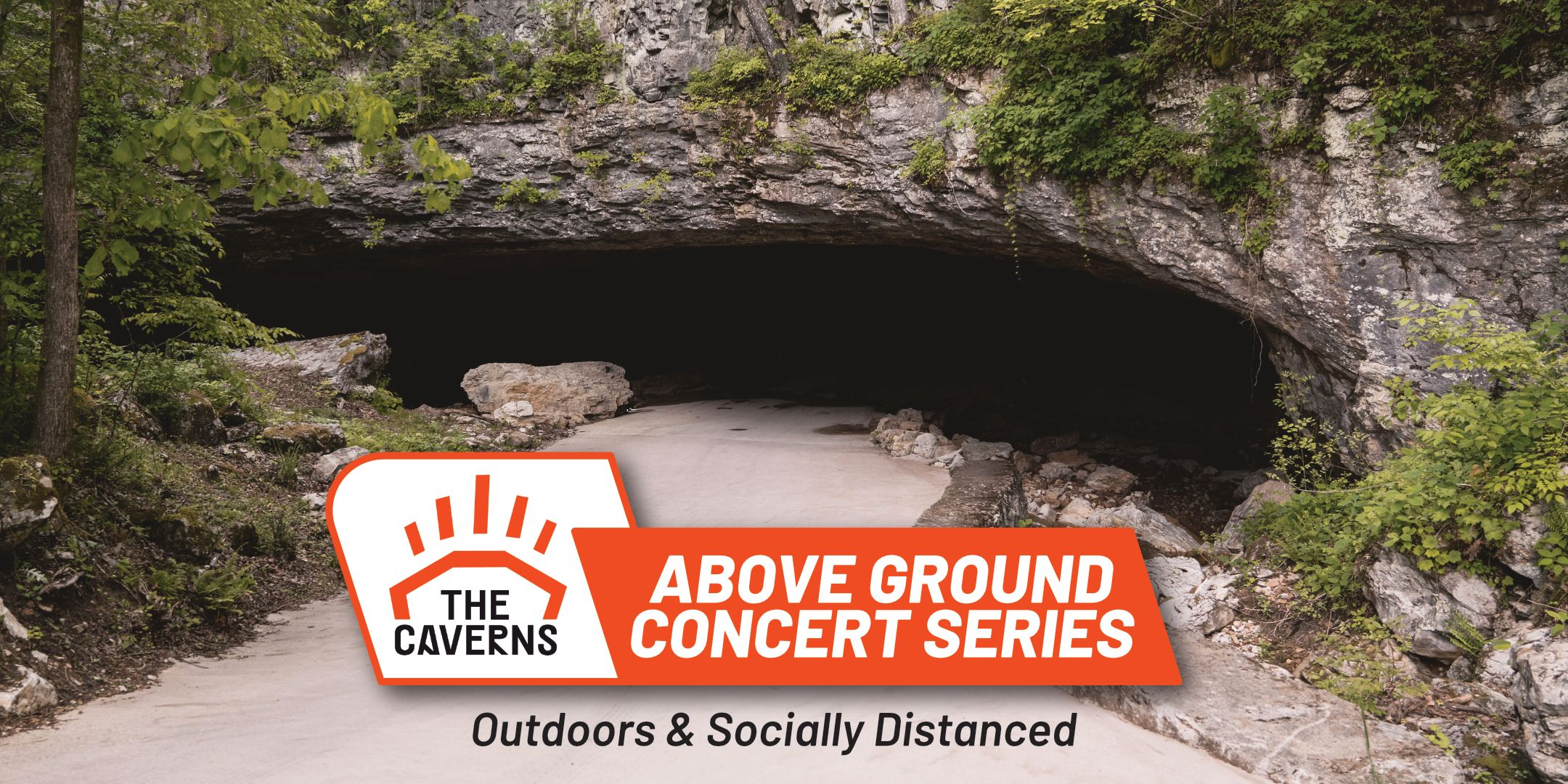 The Caverns Above Ground Concert Series
