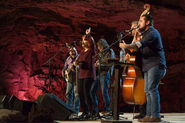 The SteelDrivers The Caverns.jpg