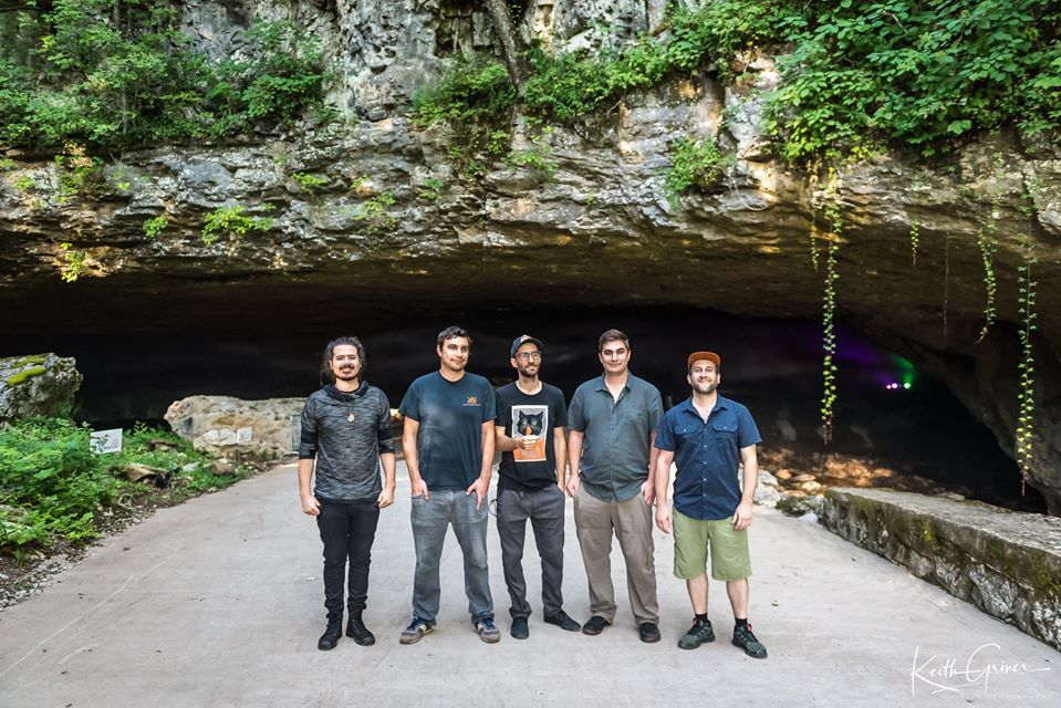 Papadosio at cave entrance.jpg