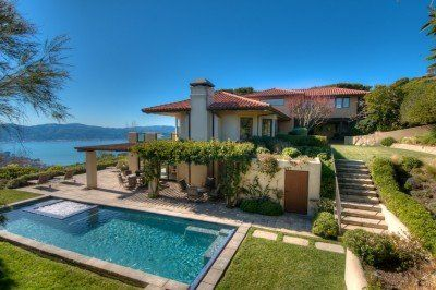 99 SUGARLOAF, TIBURON (SOLD) - Offered at: $6,995,000