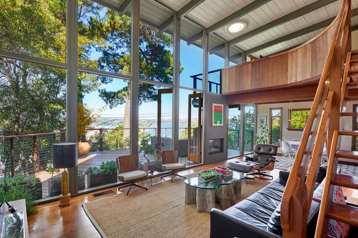 35 WOODWARD AVE, SAUSALITO – SOLD - Offered at: $1,650,000