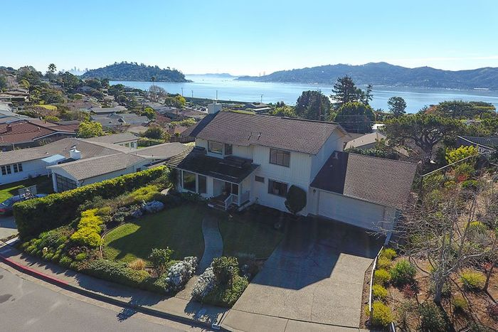 672 HILARY DR., TIBURON – (SOLD) - Sold Price: $2,460,000