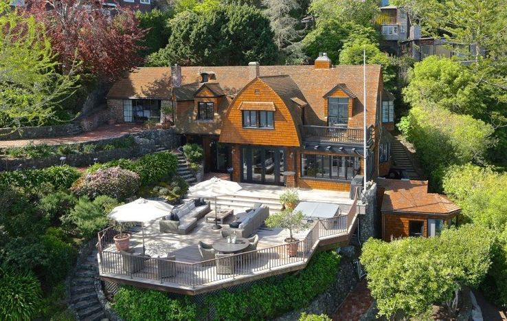 296 BEACH ROAD, BELVEDERE (SOLD) - Offered at: $9,989,000