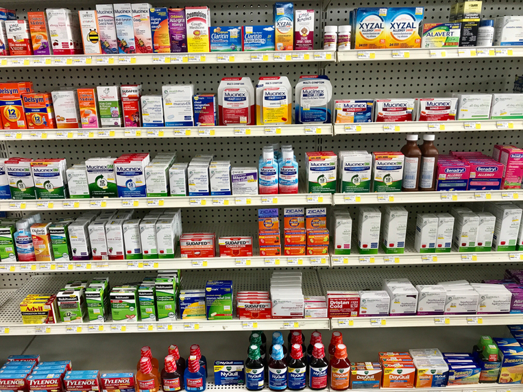 Allergy and Cold Medicine