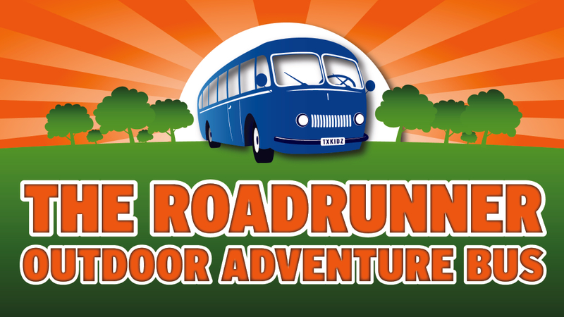 Roadrunner Outdoor Adventure Bus - Logo