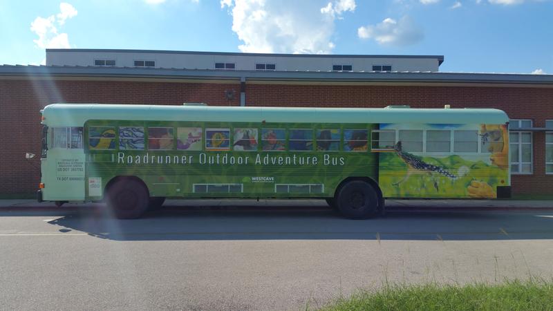 Roadrunner Outdoor Adventure Bus
