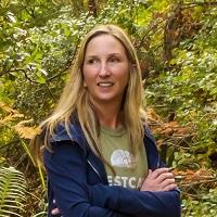 Amber Ahrns Gosselin, Westcave Conservation Director