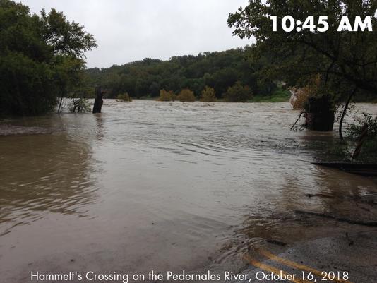 Hammett's Crossing on the Pedernales River 10_45 AM, October 16, 2018.png