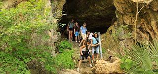 Cave Entrance ER Campers