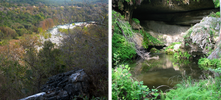 Beautiful natural surroundings at Westcave Outdoor Discovery